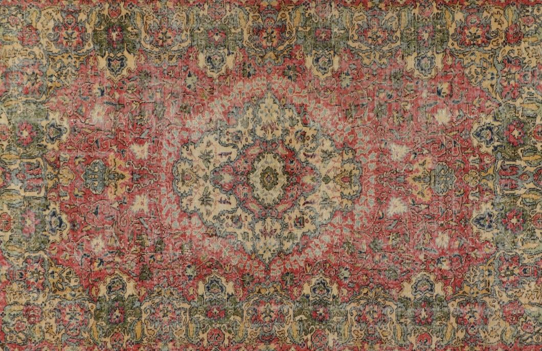 Zeki Muren vintage rug