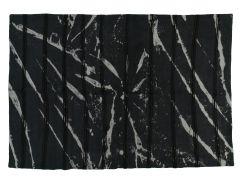 A1608262  Patchwork Kendir (hemp)  243 cm x 157 cm