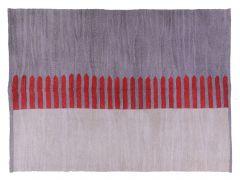 A1612803  Kendir old yarn 235 cm x 171 cm
