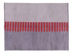 A1612804  Kendir old yarn 237 cm x 174 cm
