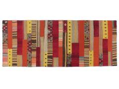 A1704131  Kilim patchwork  200 cm x 82 cm