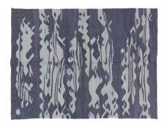 A1707110  Kendir Kilim old yarn  225 cm x 170 cm