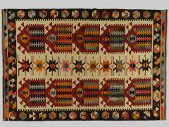 A180969  Kilim fils anciens  330 cm x 221 cm