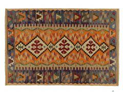 A181036  KILIM FILS ANCIENS  172 cm x 117 cm