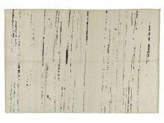 A19029  Knotted  hemp rug  252 cm x 170 cm