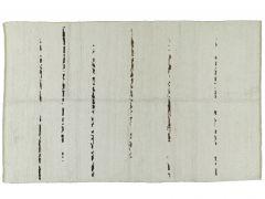 A190454  Knotted  hemp rug  265 cm x 165 cm