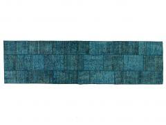 A200143  Patchwork rug  300 cm x 80 cm