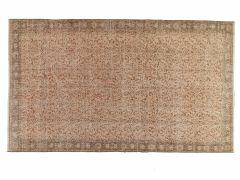 A200826  Tapis vintage  294 cm x 172 cm