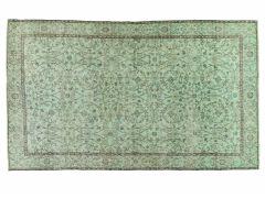 A2009106  Tapis vintage  297 cm x 180 cm