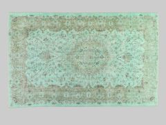 A200966  Tapis vintage  286 cm x 179 cm