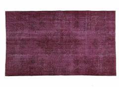 A2012195  Tapis vintage  257 cm x 153 cm