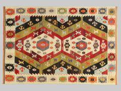 A2012289  Kilim fils anciens  264 cm x 179 cm