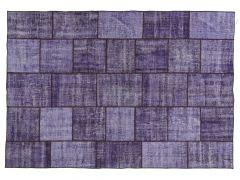 A210134  Patchwork rug  200 cm x 140 cm