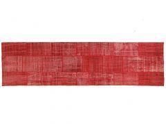 A210141  Patchwork rug  303 cm x 81 cm