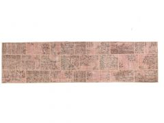 A210149  Patchwork rug  303 cm x 79 cm