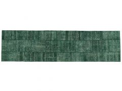 A210151  Patchwork rug  300 cm x 78 cm