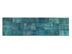 A210365  Tapis patchwork  302 cm x 80 cm