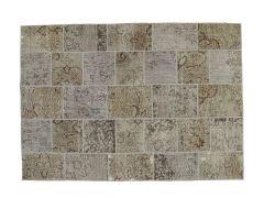 A210372  Tapis patchwork  200 cm x 140 cm