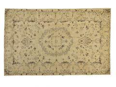 A210430  Tapis vintage  254 cm x 160 cm