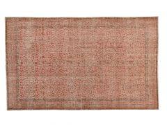 A21045  Tapis vintage  268 cm x 163 cm