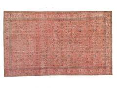A21047  Tapis vintage  300 cm x 180 cm
