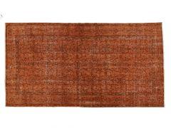 A210572  Tapis vintage  209 cm x 112 cm