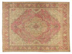 A210742  Tapis vintage  403 cm x 295 cm