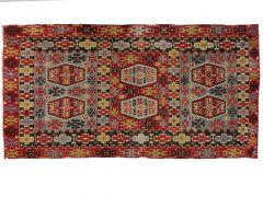 AT16089  Kilim ESME  342 cm x 180 cm