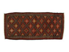 AT1611455  Kilim Yastik  ancien  105 cm x 48 cm