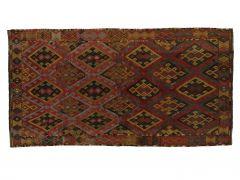 AT180314  Kilim KARAPINAR  270 cm x 145 cm