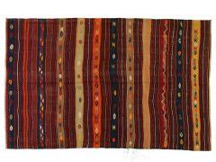 AT200864  Kilim KARAPINAR  232 cm x 150 cm