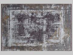 KM175AD 1.50  Tapis Oxalis overdyed  150 cm x 80 cm
