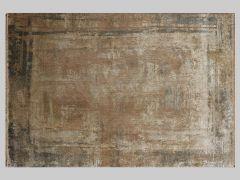 KM175AM 1.80  Tapis Oxalis overdyed  180 cm x 120 cm