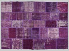 A120413  Patchwork rug  301 cm x 219 cm