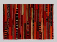 A180222  Patchwork kilim  239 cm x 170 cm