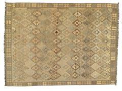 AA211022  Kilim Maimana  286 cm x 212 cm