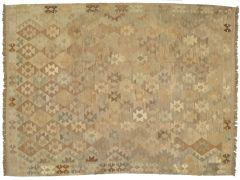 AA211039  Kilim Maimana  335 cm x 251 cm